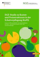Cover BMEL-Handreichung zur KuPS-Studie der DGE