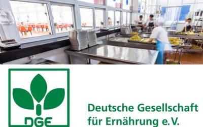 DGE-Fortbildungsangebot für die Gemeinschaftsverpflegung