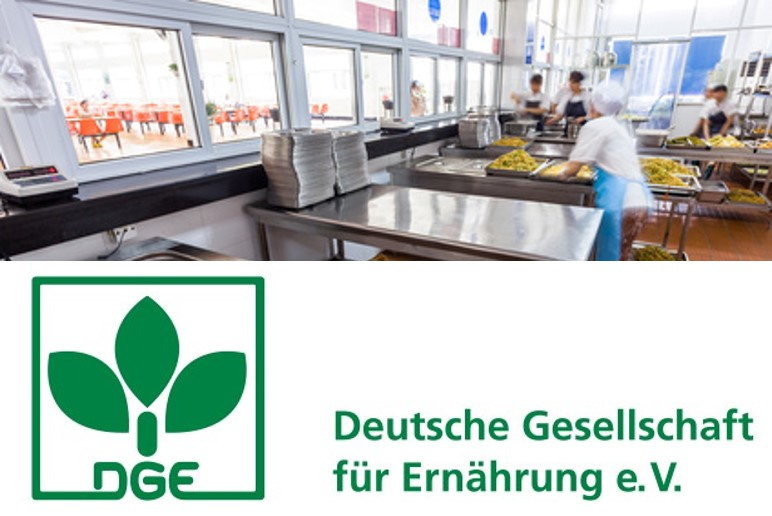 DGE-Fortbildungen für die Gemeinschaftsverpflegung