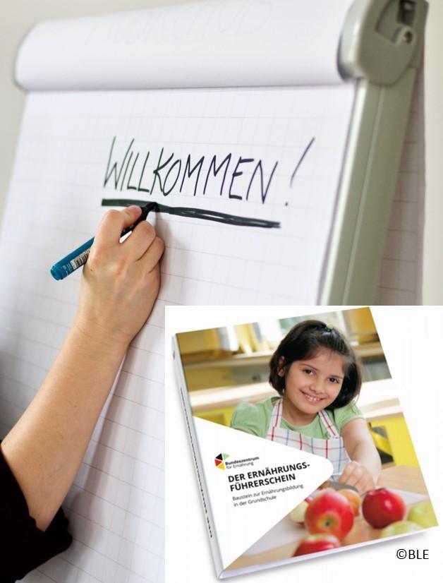 Foto - Willkommen als Ernährungsführerschein-Gastgeber