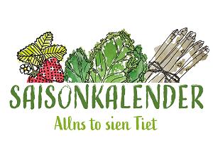 """""""Allns to sien Tiet"""" – Neuer Saisonkalender für Niedersachsen"""